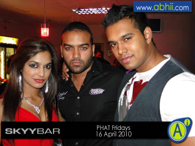 SkyBar - 16th April 2010