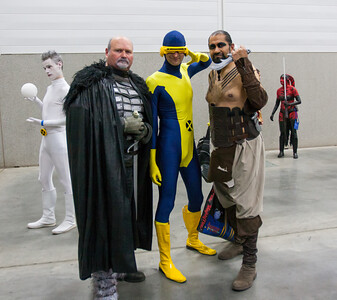 Edmonton Comic Expo 2014