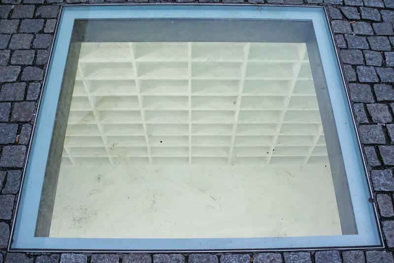 Saturday, October 18 - Nazi book burning memorial