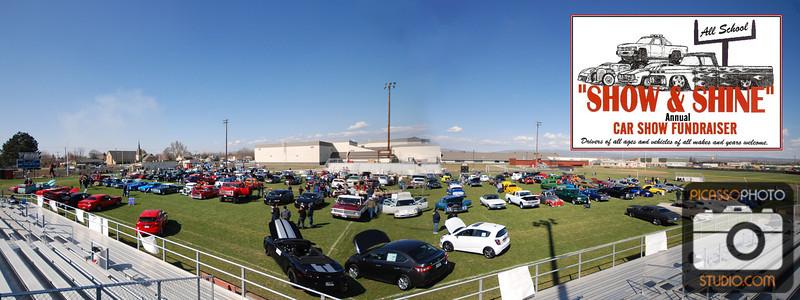 2013 Sunnyside Show & Shine Car Show