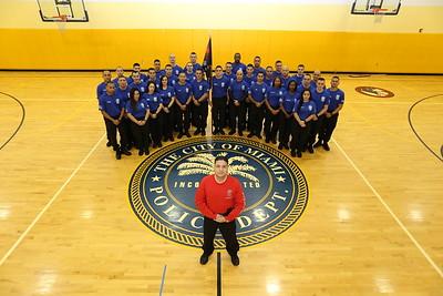 PAC 112 Graduation