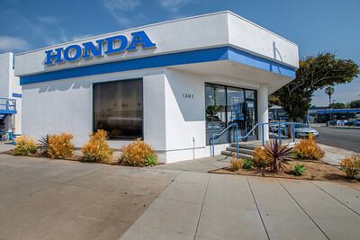 Honda Santa Monica October 2020