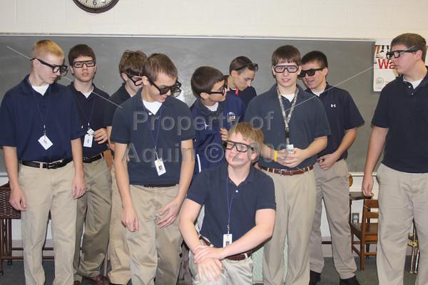 freshman in 3D . 2.18.11
