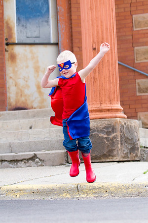 Jenica Swenson    Super Hero Session