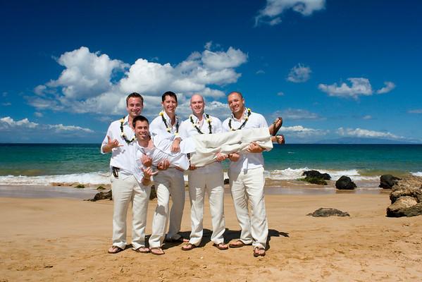 Maui Hawaii Wedding Photography for Baarslag 08.21.08