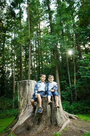 Isaac + Nicholas