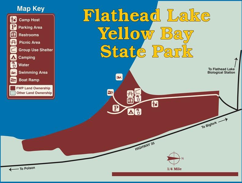 Yellow Bay-Flathead Lake State Park
