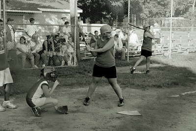 Rachel At The Bat -- Summer 2003
