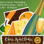 Epicurean Paradise Event - April 13th, 2011