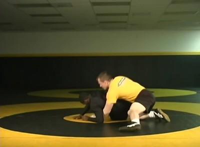 Whistle breakdown drill