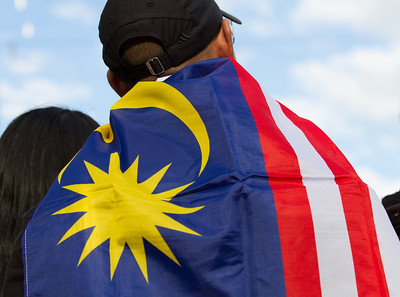 Bersih 3.0 in Melbourne, 2012