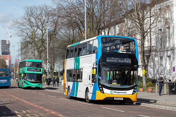 16th March 2020: Manchester, Stalybridge and Huddersfield
