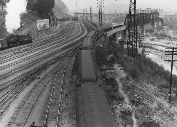 1939, Exiting the River Depot