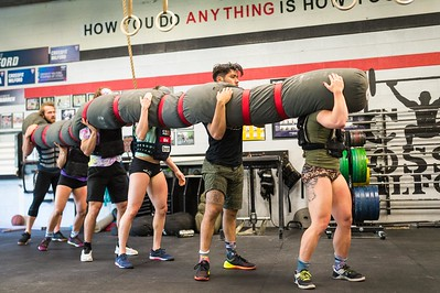 CrossFit Milford June