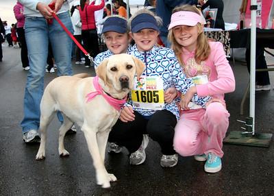 Keebler Kids Marathon Mile 2009