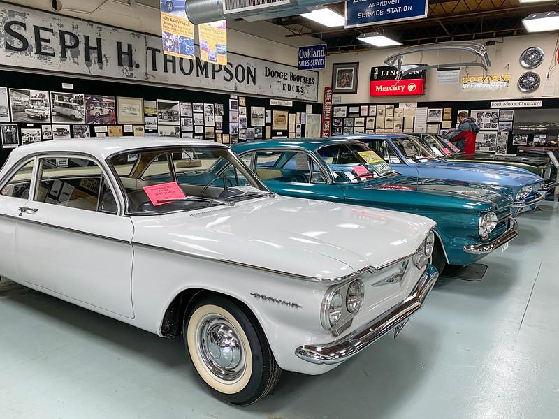 Ypsilanti Automotive Heritage Museum