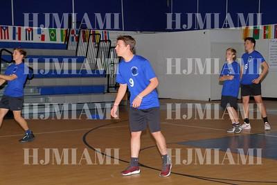 V Boys Volleyball