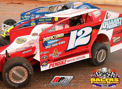 Short Track Super Series @ Port Royal Speedway - 3/24/19 - Rob Mortier
