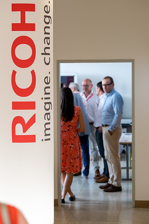 Ricoh Color Copy Event bei Mediaprint