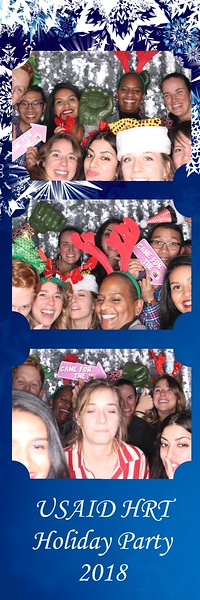 USAID HRT Holiday Party