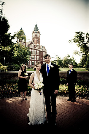Ashley and James's Wedding