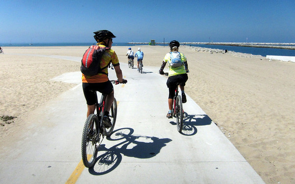 2010-08-17 - Beach Bike Path