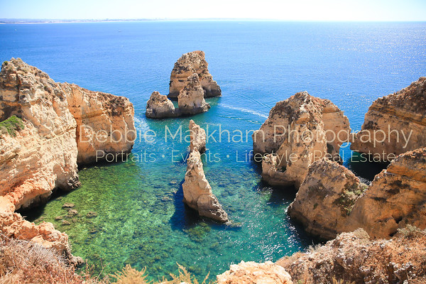 Algarve Coast - Lagos - St Vincent