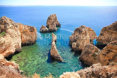 Algarve Coast - Lagos - St Vincent