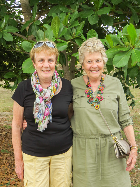 Nancy and JoAnne (GV from Toronto, Canada) have been friends since childhood.