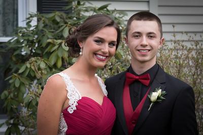 Alex and Connor Junior Prom 05-13-16