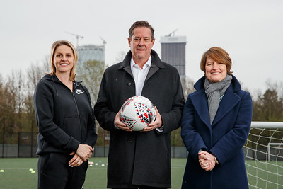 20/3/19 - BARCLAYS TO BECOME FIRST TITLE SPONSOR OF THE FA WOMEN'S SUPER LEAGUE