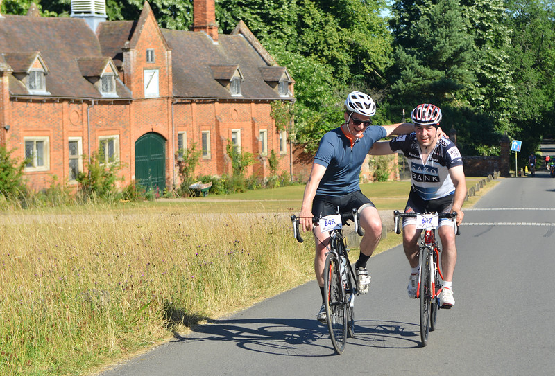 Heart of England Ride 2018 - Packwood House