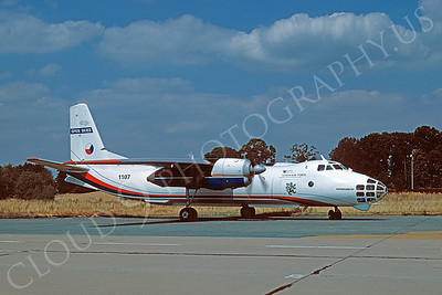 Czech Air Force Antonov An-24 Coke Pictures