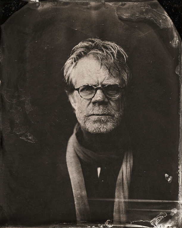 . William H. Macy poses for a tintype (wet collodion) portrait at The Collective and Gibson Lounge Powered by CEG, during the 2014 Sundance Film Festival in Park City, Utah. (Photo by Victoria Will/Invision/AP)