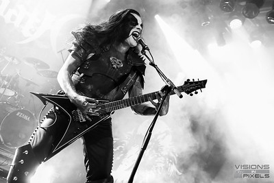 Abbath, High on Fire, Skeletonwitch and Tribulation Apr. 2nd, 2016