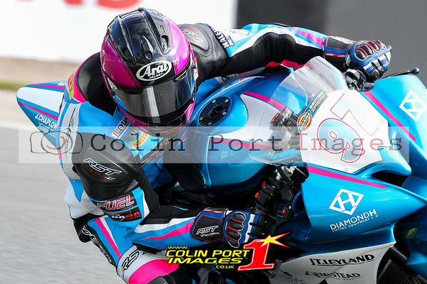 Bradley Perie Oulton Park BSB May 2018