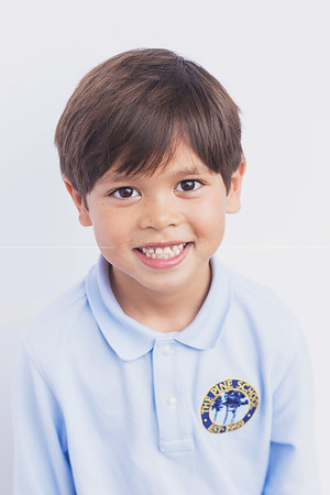 2015-2016 First Grade Portraits