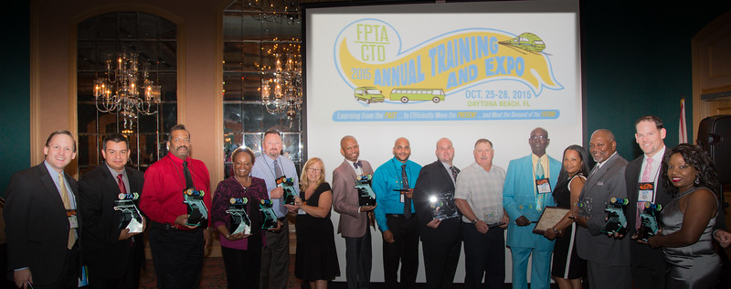 FPTA Reception and Awards Banquet