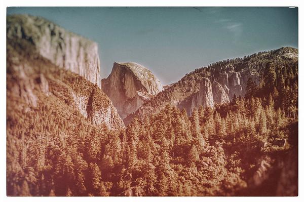 Welcome to Yosemite