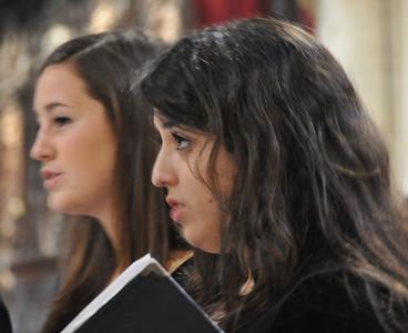 Kantorei Concert June 2012 Notre Dame Cathedral, Paris