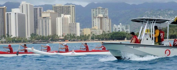 60th Annual Molokai Hoe 10-9-2011