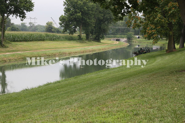 Wabash - Erie Canal at Delphi