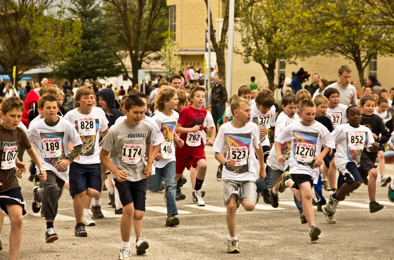 Wellsville Mile 2011