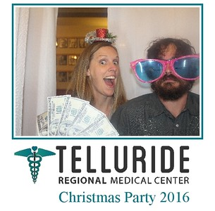 Telluride Medical Center Holiday Party
