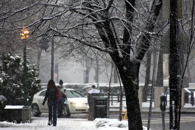 Washington Snowstorm 2010 - The Storm