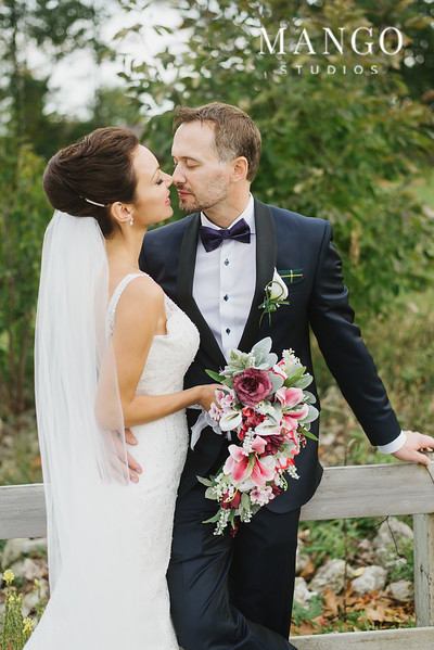 Barrie Country Club: Lucie and David