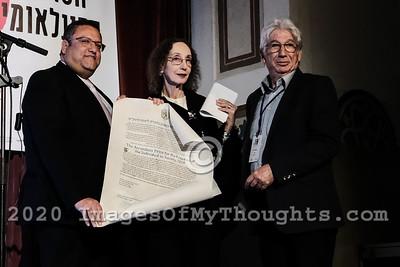 20190512 Joyce Carol Oates in Jerusalem