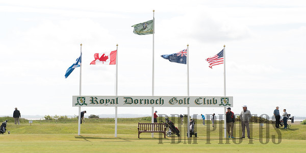 Royal Dornoch Golf Club, Sutherland, Scotland 06-09-2015