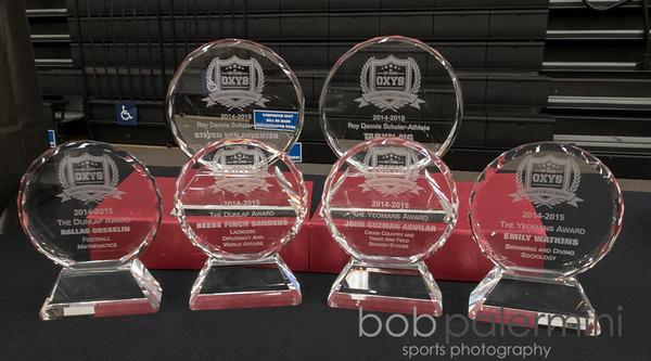 Oxy Senior Sports Awards 5-16-15