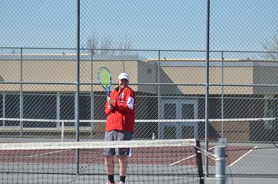 Boys Tennis vs AB